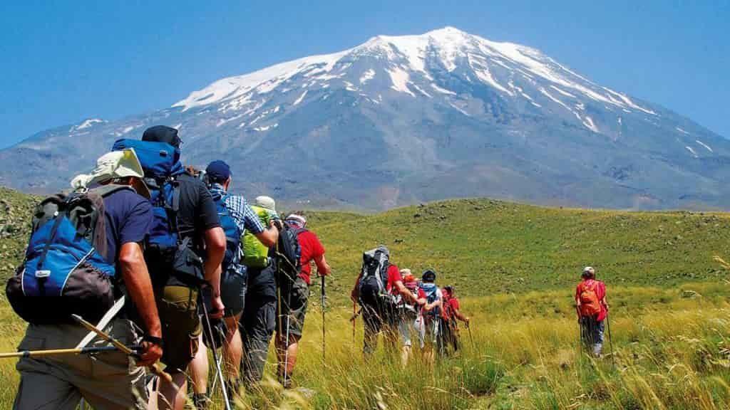 کوهنوردی گروهی